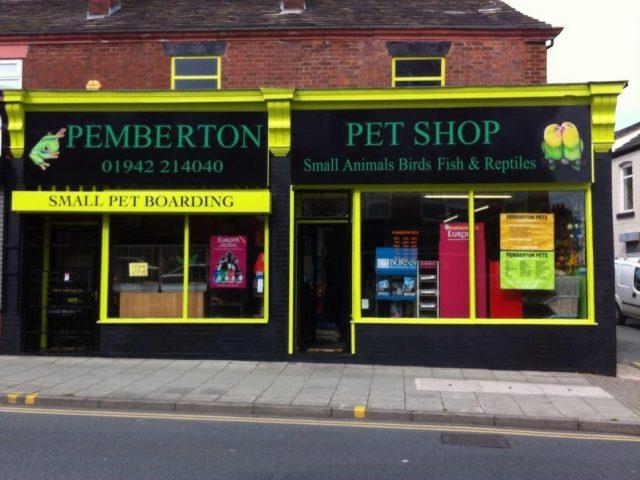 Pemberton Pets