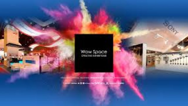 Wow space creative exhibitions