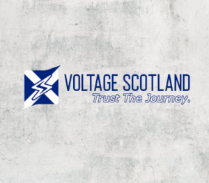 Voltage Scotland Logo